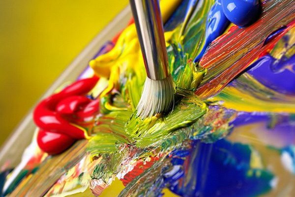 آموزش-نقاشی-رنگ-روغن
